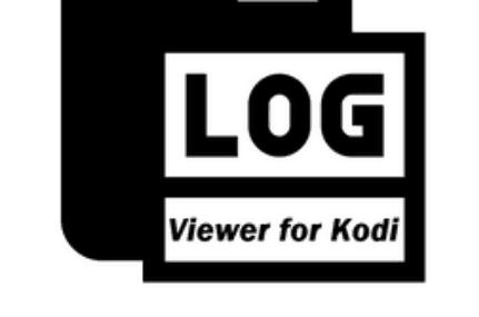 log viewer for kodi