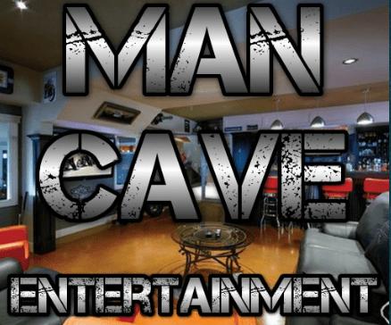 man cave entertainment