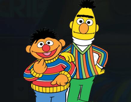 Bert And Ernie Boxsets kodi