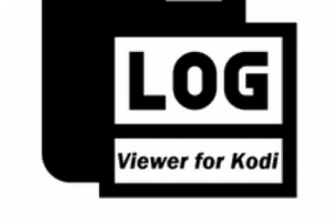 log viewer for kodi